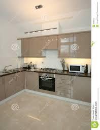 interior of luxury homes modern luxury home kitchen interior stock image image 4200071