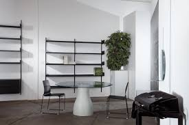 elle system home shelving from ydf architonic