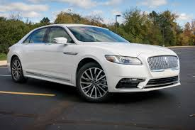 lincoln continental 2017 lincoln continental review quick spin news cars com
