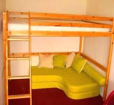 lit en hauteur avec canapé lit deux places en hauteur lit en hauteur avec canape finest le lit