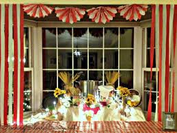 italian themed dinner party decorations home party ideas