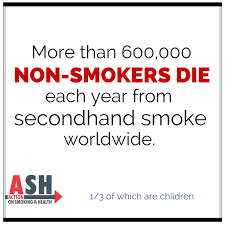tobacco statistics facts ash on health
