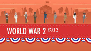 world war ii part 2 the homefront crash course us history 36