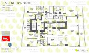 turnberry club floor plans