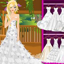 wedding dress up beautiful wedding dressup for
