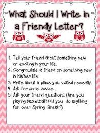 53 best writing friendly letters images on pinterest friendly