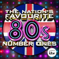 various the nation s favourite 80 s number ones cd at discogs