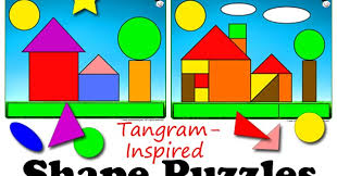 tangram shape puzzles for toddlers totschooling toddler