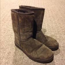 s ugg australia adirondack boots ugg australia s brown obsidian adirondack boot ii