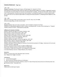 free professional resume sles 2015 administrator theatre administration sle resume 4 nardellidesign com