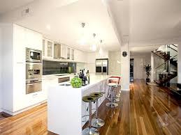 long kitchen ideas breathingdeeply