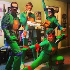 Teenage Mutant Ninja Turtles Halloween Costumes Girls Girls Raphael Costume Teenage Mutant Ninja Turtles Party