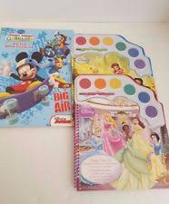 tinkerbell coloring books ebay