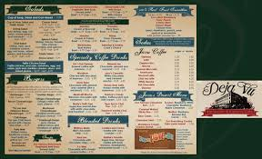 restaurant to go menu graphic design services for mexican