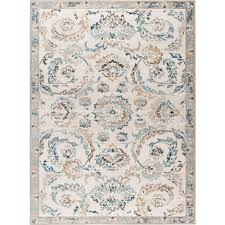 home dynamix fiji cream 7 ft 10 in x 10 ft 2 in area rug 1