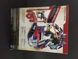 tranformers optimus prime voyager from u0027transformers the last