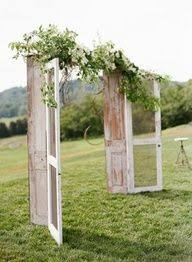 wedding arches for sale bifold door wedding arch search rustic inspired