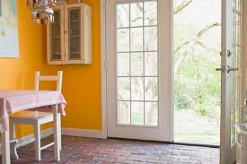 how to hang curtains on french doors without drilling holes in