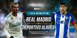 Bola Net Prediksi Real Madrid Vs Deportivo Alaves 24 Februari 2018 Bola Net