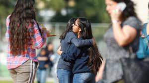 young little girls src los angeles school shooting charges filed against 12 year old girl