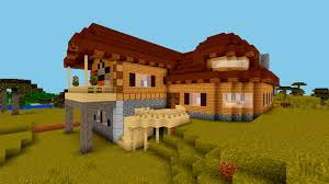 minecraft how to build a suburban wooden house wood design ideas