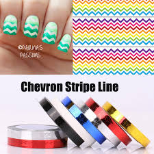 striping tape colorful nail art stickers lines u2013 fashion expect