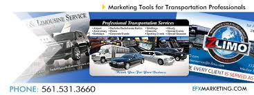 Commercial Business Card Printer Limo Business Cards Limousine Printing