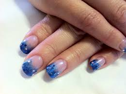 french tip nail designs with glitter choice image nail art designs