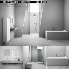 Bathroom Furniture Set 3d Model Bathroom Furniture Set Me By Starck