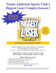 biggest loser at work flyer template image mag