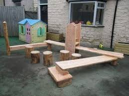 Natural Playground Ideas Backyard Backyard Play Equipment Foter