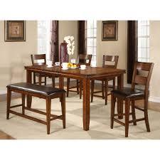 sierra ridge dining counter height table u0026 4 chairs 2700