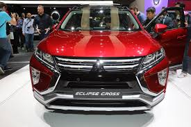 new mitsubishi eclipse mitsubishi eclipse cross revealed with new turbo 1 5l engine