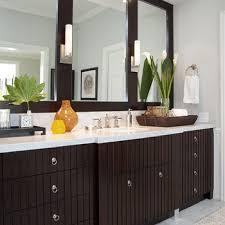 espresso medicine cabinet with mirror espresso cabinets contemporary bathroom jennifer davis interior
