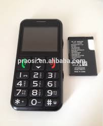 Blind People Phone 2016 New Design Talking Keypad Old Person Mobile Phone With Sos