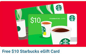 starbuck gift card deal starbucks gift card specials