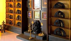 home mandir decoration pooja room decoration ideas