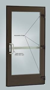 Adjustable Hinges For Exterior Doors Commercial Entrance Doors Kolbe Commercial