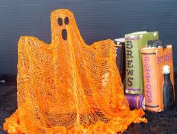 halloween ghost crafts 20 easy ghost crafts and treats tgif this grandma is fun