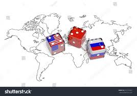 China On Map by Map Icon Of The World Globe North America Usa Stock Photo Royalty