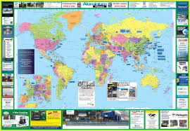 Modern Europe Map by Welcome To Modern Media Communications Ltd