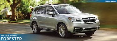 subaru suv sport 2018 subaru forester model information suv research serving