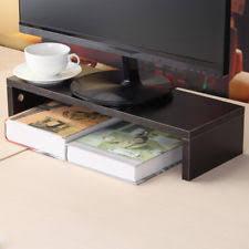 Desk Risers Uk Monitor Riser Ebay