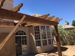 project update covered patio and open air pergola grow land llc
