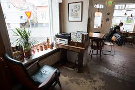 grapevine u0027s best of 2017 best coffeehouse the reykjavik grapevine