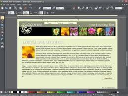 magix web designer 6 tutorial magix xara web designer 6 navigationbars en