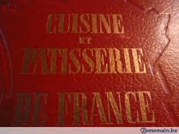 livres de cuisine anciens ancien livre de cuisine et patisserie a vendre