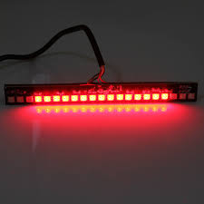 Led Strip Tail Lights by Aliexpress Com Buy 12v 21 Led Smd Red Led Tail Rear Brake Stop