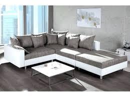 canape blanc et gris canape d angle blanc et gris bevnow co