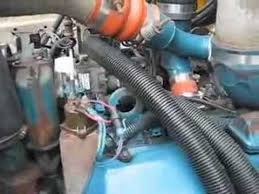 7 3l powerstroke diesel engine starts t444e international youtube